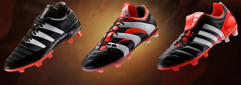 Legendárne kopačky adidas Predator: Nosili ich Beckham aj Zidane a teraz hlásia veľký návrat
