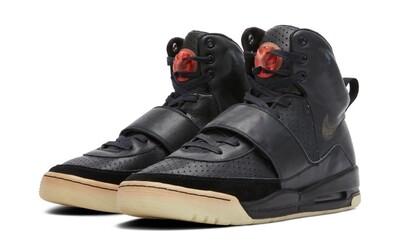 Legendárne tenisky Kanyeho Westa sa predali za 1,8 milióna dolárov. Prototyp Nike Air Yeezy 1 teraz môžeš vlastniť aj ty