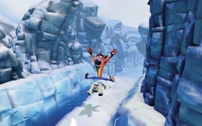 Legendární Crash Bandicoot se vrátí už začátkem léta. První tři díly si budeme moci zahrát v obnovené grafice