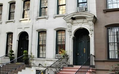 Legendární dům z filmu Snídaně u Tiffanyho je opět na prodej