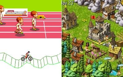 Legendární hry na mobil, které jsme hrávali jako malí. Vzpomeneš si na osadu Townsmen, kultovního hada nebo kuličku Bounce?