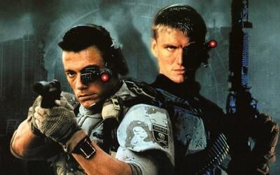 Legendárni Jean-Claude Van Damme a Dolph Lundgren sa spoja v novom akčnom filme Black Water