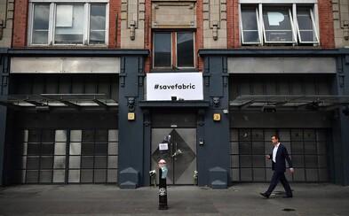 Legendární londýnský klub Fabric se nakonec nezavře. Licence mu bude znovu udělena za přísnějších podmínek