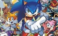 Legendární Sonic se dostane do Hollywoodu! Za připravovaným filmem stojí režisér Deadpoola i producent Rychle a zběsile