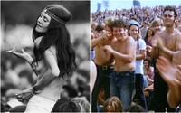 Legendární Woodstock má po 50 letech ožít. Festival plný nevázané zábavy můžeš navštívit i ty