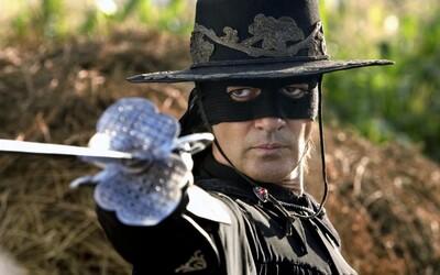 Legendární Zorro bude proti tyranii bojovat i v post-apokalyptické budoucnosti
