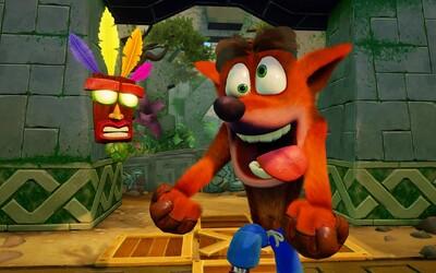 Legendárny Crash Bandicoot mieri na všetky platformy. Milovanej postavy sa konečne dočkajú aj hráči na PC, Xboxe a Nintende Switch