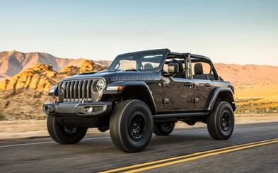 Legendárny Jeep Wrangler po takmer 40 rokoch dostáva motor V8