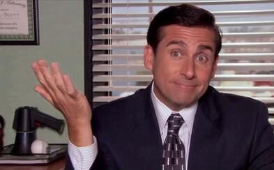 Legendárny komediálny seriál The Office sa opäť začne vysielať už na budúci rok. Vráti sa aj Steve Carell alias Michael Scott?