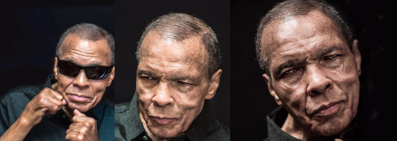 Legendárny Muhammad Ali na svojich posledných portrétoch pred smrťou. Iskra bojovníka mu nechýbala ani na konci života