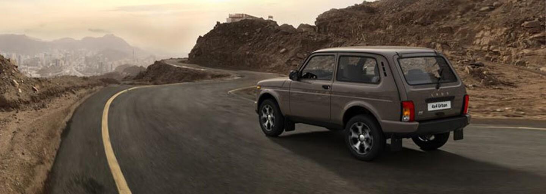 Legendární off-road od Lady má za sebou další facelift. Rusové zvýšili zejména komfort kabiny