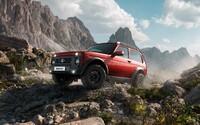 Legendárny ruský off-road sa ukazuje vo vynovenej verzii Bronto. Ide o terénne najzdatnejšiu Ladu Niva