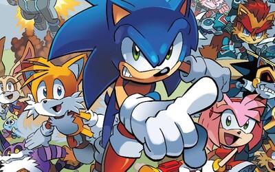 Legendárny Sonic sa nakoniec predsa len dostane do Hollywoodu! Za pripravovaným filmom stojí režisér Deadpoola či producent Rýchlo a zbesilo