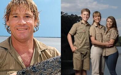 Legendárny Steve Irwin sa vráti na televízne obrazovky vďaka svojej rodine. Manželka aj deti chystajú nové šou postavené na jeho odkaze