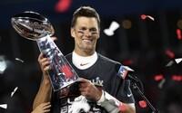 Legendárny Tom Brady získal rekordný siedmy Super Bowl, tentokrát s tímom Tampa Bay Buccaneers