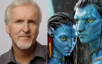 Legendárny vizionár James Cameron skúma evolúciu sci-fi žánru a základné otázky ľudskej existencie v pripravovanom dokumente Story of Science Fiction