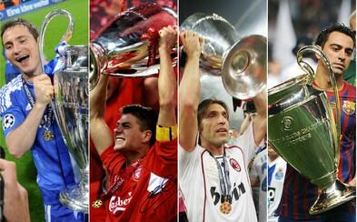 Legendy a futbaloví gentlemani opúšťajú európske trávniky. Svoju genialitu však budú rozdávať aj naďalej