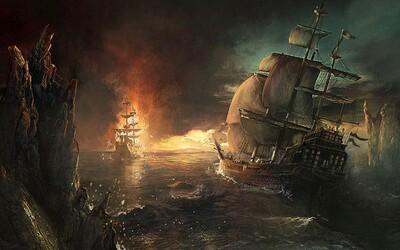 Legendy zlaté éry pirátství: Nenasytní zloději, krutí vrazi, ale i významní mořeplavci a respektování guvernéři