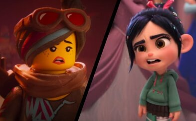 Lego príbeh 2 a Ralph Rozbi-To 2 použili rovnaký vtip. Rovnosť pohlaví a uťahovanie si zo stereotypov silných mužských hrdinov je na mieste