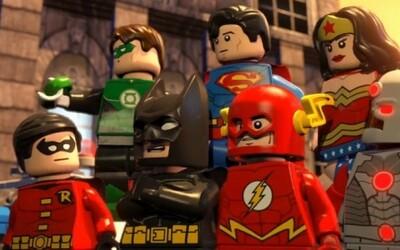 Lego Príbeh prichádza s paródiou na Man of Steel
