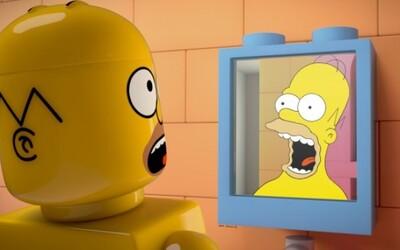 Lego Simpsonovci sa blížia!