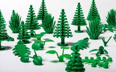 Lego už nechce mať svoje skladačky z plastu. Plánuje zaviesť nový druh neškodného materiálu