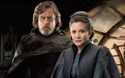 Leia sa mala stať posledným Jediom, zobudiť obrovskú Silu a biť sa so svetelným mečom. Čo zmenila smrť Carrie Fisher?