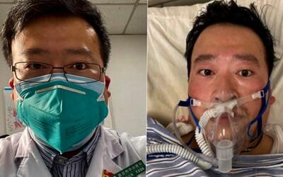 Lékař, který i přes tlak ze strany čínské vlády upozornil na koronavirus ve Wu-chanu, zemřel