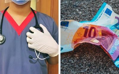 Lekár z Michaloviec vraj predával PN-ky za 20 eur. Už ho zadržala NAKA