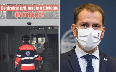 Lekári kritizujú Matoviča: Jeho výhlásenia sú politické, emotívne a bez akéhokoľvek odborného základu