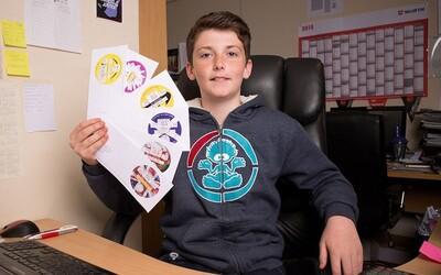 Len 14-ročný podnikateľ už zarobil cez 2 milióny eur. Najskôr pomáhal vodičom a potom sa mu vyplatila múdra investícia