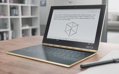Lenovo nám tromi novinkami Yoga Book, Yoga Tab 3 Plus a Miix 510 pripomína, že v oblasti inovácií stále napreduje