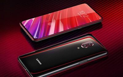 Lenovo představilo nový model telefonu s vysouvacím displejem a 12GB RAM pamětí. Přináší hned 2 rekordy