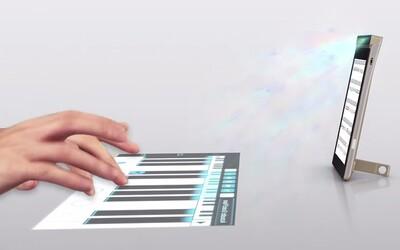 Lenovo predstavuje smartfón s projektorom, ktorý ti vytvorí dotykovú plochu