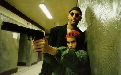 Leon so Jeanom Renom je netradičnou a dnes už kultovou gangsterkou, vďaka ktorej svet objavil Natalie Portman