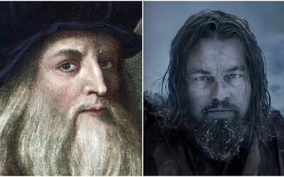 Leonardo DiCaprio bude Leonardo da Vinci. Legendárního umělce si zahraje v připravované biografii zastřešené studiem Paramount