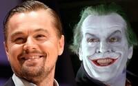 Leonardo DiCaprio jako Joker? Warner Bros. ho zřejmě chtějí obsadit do hlavní role sólovky pod dohledem Martina Scorseseho