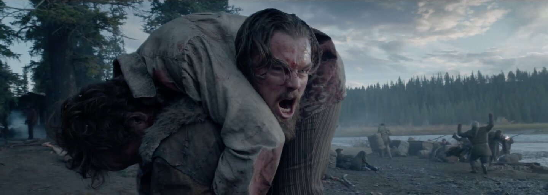 Leonardo DiCaprio nám v krvavém The Revenant dokazuje, že si Oscara právem zaslouží