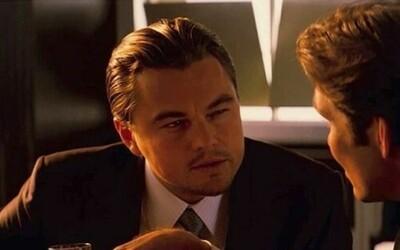 Leonardo DiCaprio nedokáže objasnit závěr Inception. Netuší, co se stalo s jeho postavou