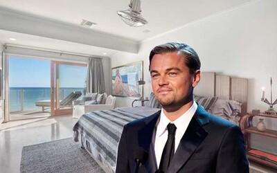 Leonardo DiCaprio predáva vilu v Malibu za 11 miliónov dolárov. Kedysi ju kúpil za necelé dva