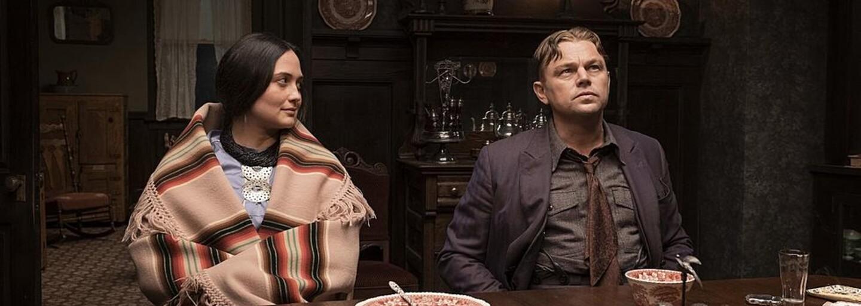 Leonardo DiCaprio, Robert De Niro a Martin Scorsese natáčajú historický krimifilm o vraždách Indiánov, na ktorých území našli ropu