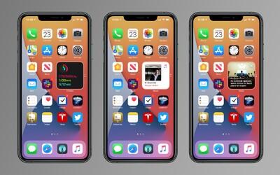 Lepší fotoaparát, rozpoznávanie dotykov na zadnej strane iPhonu alebo vylepšené počasie. Aj toto prinesie iOS 14