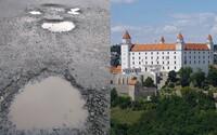 Lepšie cesty ako na Slovensku majú aj v Afrike. Rwanda či Gambia nás predbehli v rebríčku Svetového ekonomického fóra