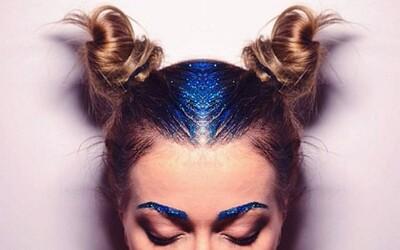 Lesk včesaný do vlasov: S týmto trblietavým doplnkom sa na párty určite blysnete
