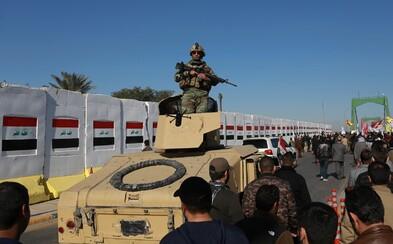 Leteckú základňu v Iraku, ktorú využíva aj USA, zasiahli strely z mínometu