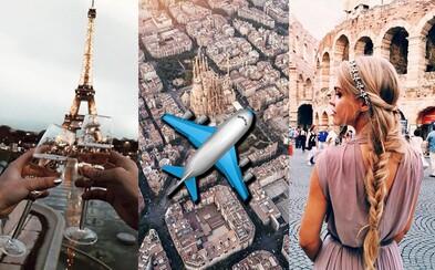 Letenkové šialenstvo je späť! V parádnej akcii 1+1 zadarmo môžeš za pár eur odletieť do Barcelony, Paríža či Londýna
