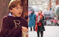 Letiště se kvůli Vánocům změnilo na svět Harryho Pottera. V Singapuru nechybí famfrpál, Nebelvírská věž ani Vrba mlátička