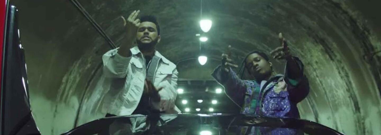 Leto nám vylepšil aj The Weeknd. Vypočuj si remix Reminder s A$AP Rockym a Young Thugom