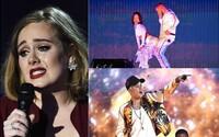 Letošní BRIT Awards nabídly plakající Adele nebo twerkující Rihannu. Podívej se na všechny vítěze