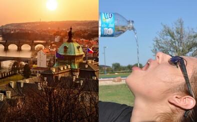 Letošní květen byl v Praze nejteplejší od roku 1811. Padl i 58 let starý celorepublikový rekord
